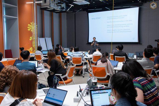 Skooldio Workshop: Exploratory Data Analysis with Excel