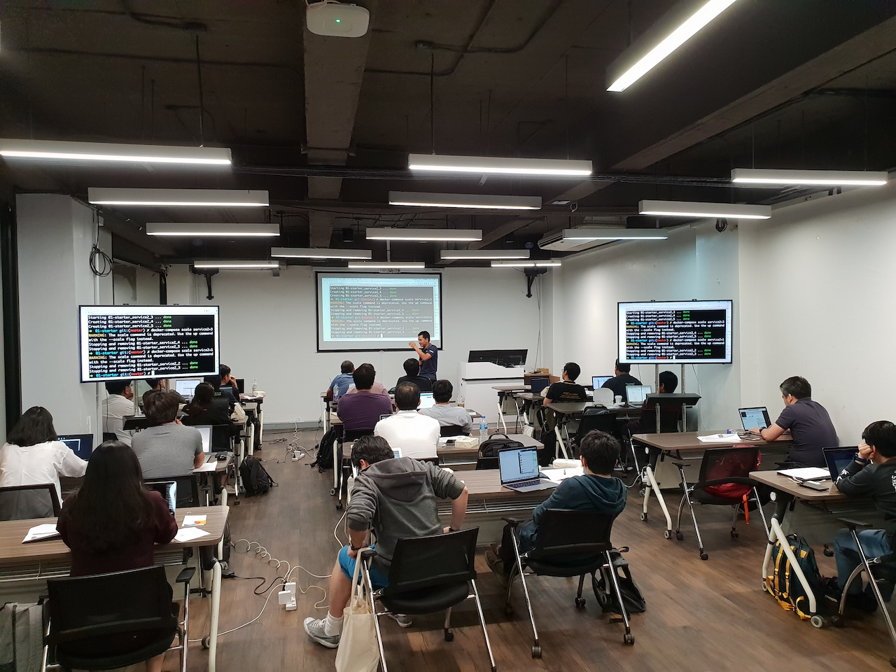 Skooldio Workshop: Microservices